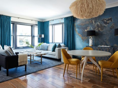 Interior Design Ideas for Making Your Living Room Look Spacious