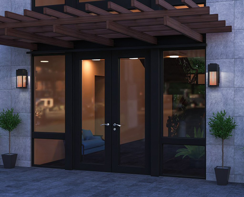 A Guide To Modern Garage Exterior Lighting Home